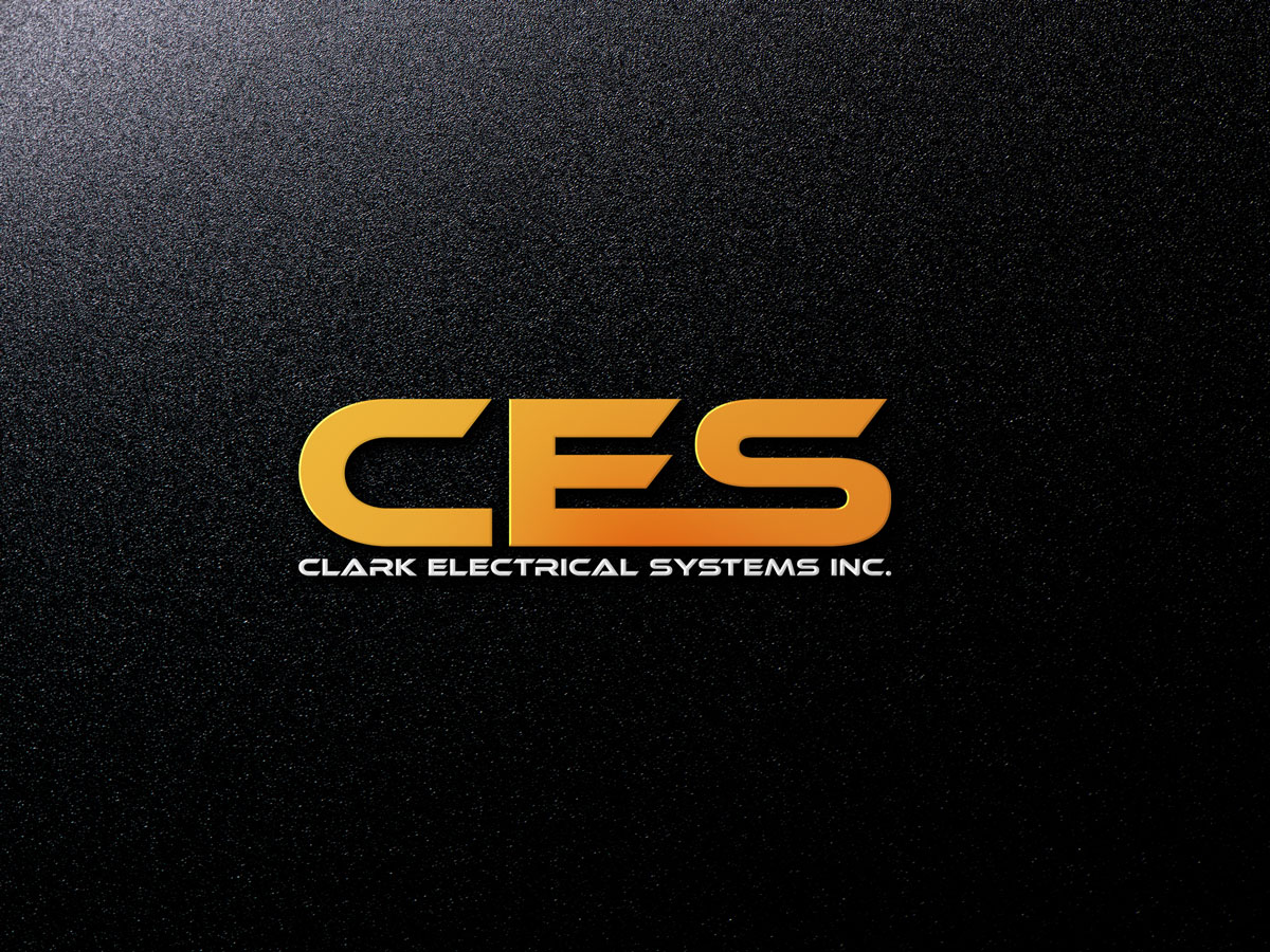 Logo Design by Private User - Entry No. 17 in the Logo Design Contest Artistic Logo Design for Clark Electrical Systems Inc..
