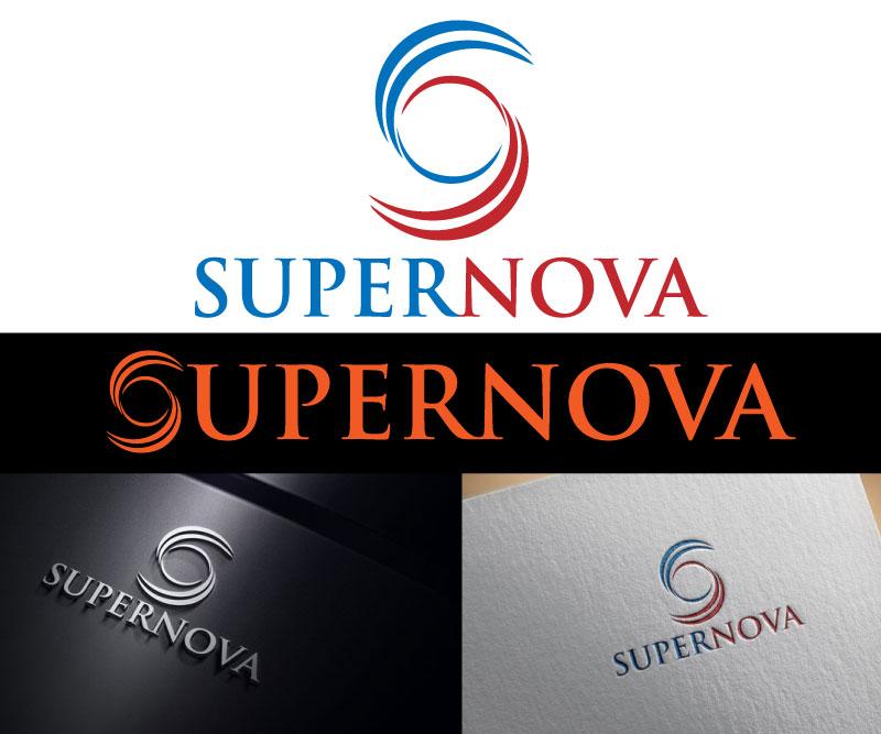 Logo Design by designboss - Entry No. 211 in the Logo Design Contest Creative Logo Design for Supernova.