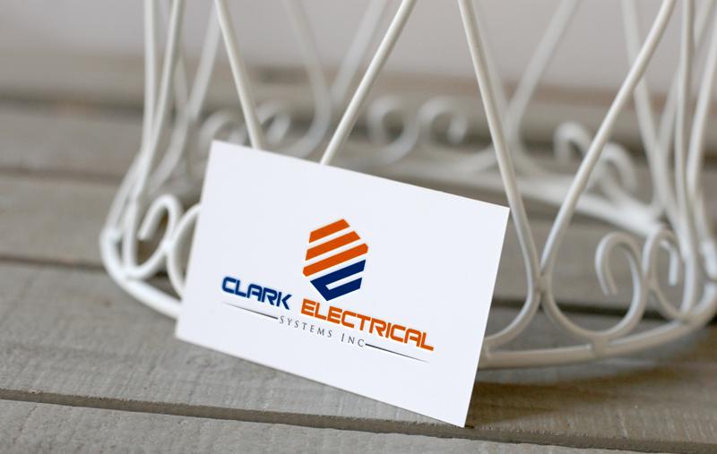 Logo Design by Md Harun Or Rashid - Entry No. 27 in the Logo Design Contest Artistic Logo Design for Clark Electrical Systems Inc..