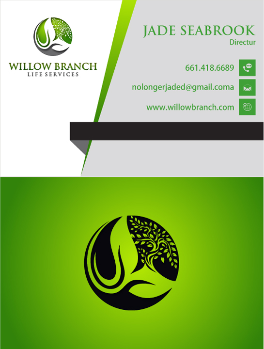 Logo Design by RasYa Muhammad Athaya - Entry No. 446 in the Logo Design Contest Artistic Logo Design for Willow Branch Life Service.