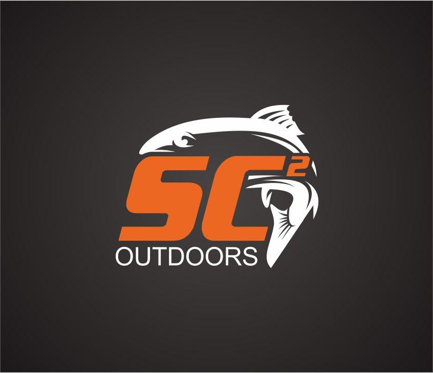 Logo Design by RasYa Muhammad Athaya - Entry No. 6 in the Logo Design Contest Imaginative Logo Design for SC2 Outdoors Hunting / Fishing Logo.