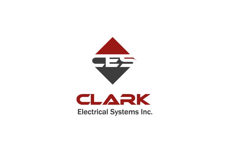 Logo Design by Bilawal Baluch - Entry No. 36 in the Logo Design Contest Artistic Logo Design for Clark Electrical Systems Inc..