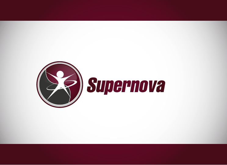 Logo Design by brands_in - Entry No. 216 in the Logo Design Contest Creative Logo Design for Supernova.