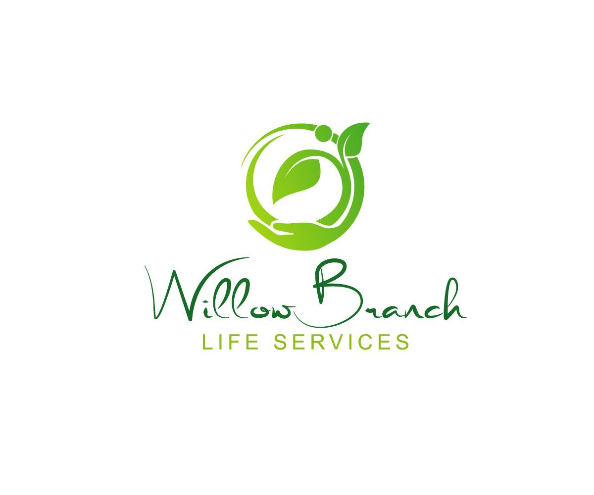 Logo Design by One Touch - Entry No. 459 in the Logo Design Contest Artistic Logo Design for Willow Branch Life Service.
