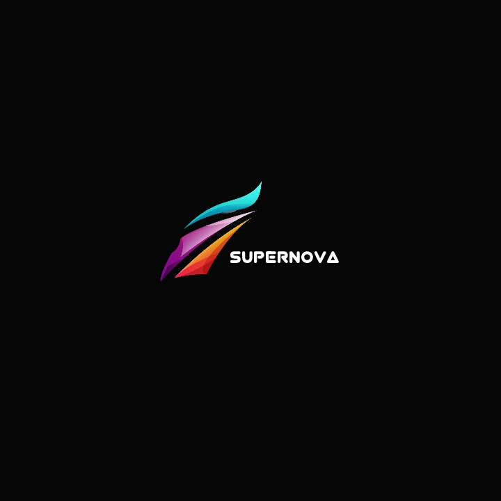 Logo Design by Gilang Satria - Entry No. 219 in the Logo Design Contest Creative Logo Design for Supernova.