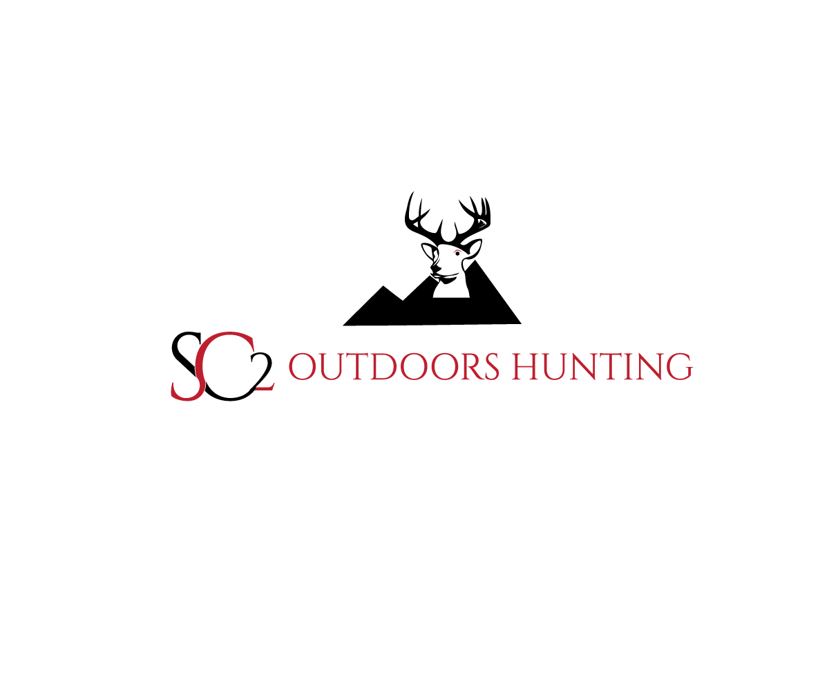 Logo Design by Apple Food - Entry No. 22 in the Logo Design Contest Imaginative Logo Design for SC2 Outdoors Hunting / Fishing Logo.