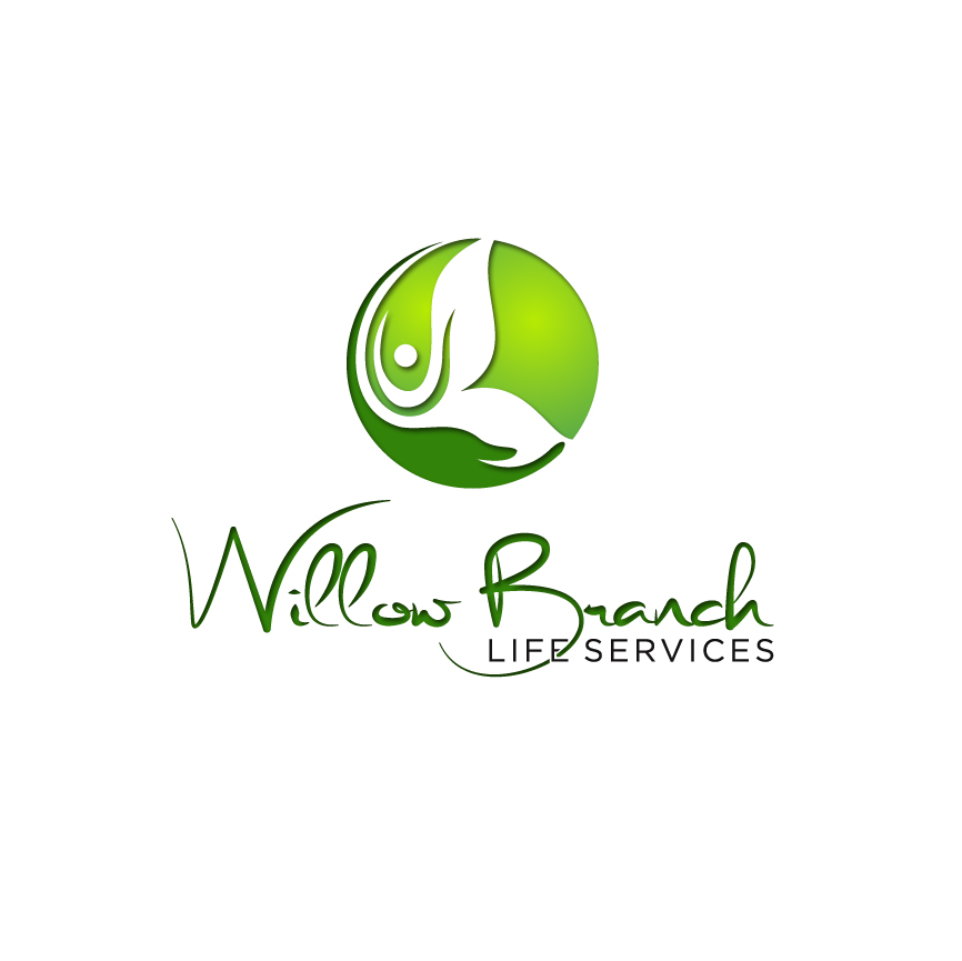 Logo Design by RasYa Muhammad Athaya - Entry No. 472 in the Logo Design Contest Artistic Logo Design for Willow Branch Life Service.