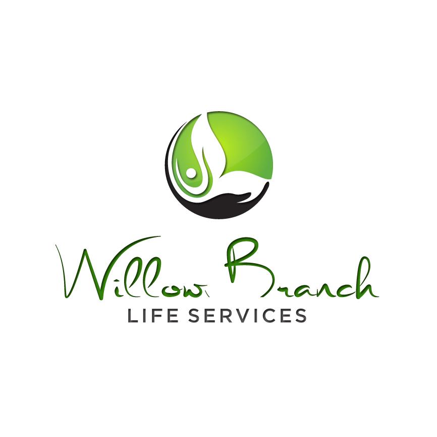 Logo Design by RasYa Muhammad Athaya - Entry No. 473 in the Logo Design Contest Artistic Logo Design for Willow Branch Life Service.