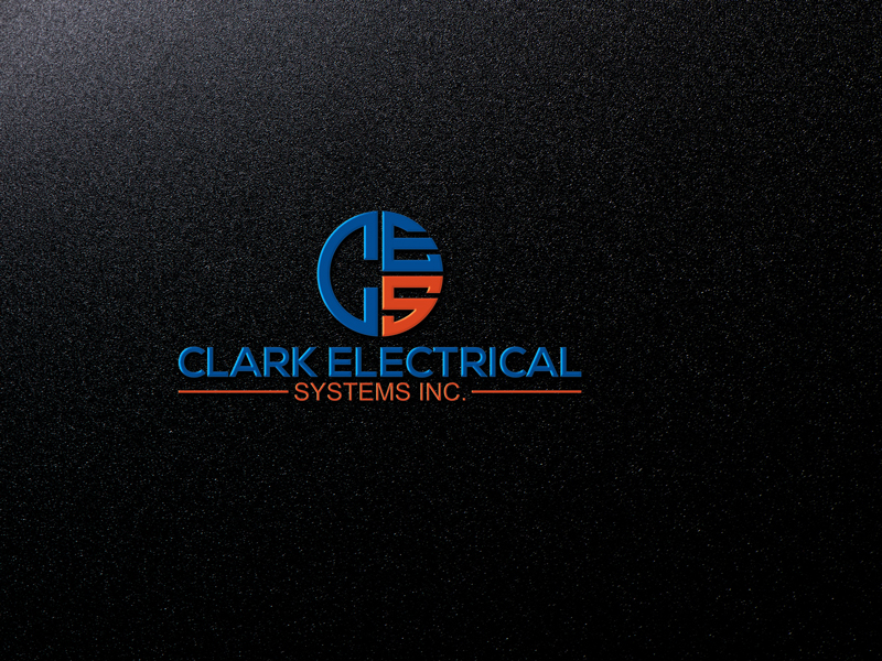 Logo Design by Private User - Entry No. 42 in the Logo Design Contest Artistic Logo Design for Clark Electrical Systems Inc..