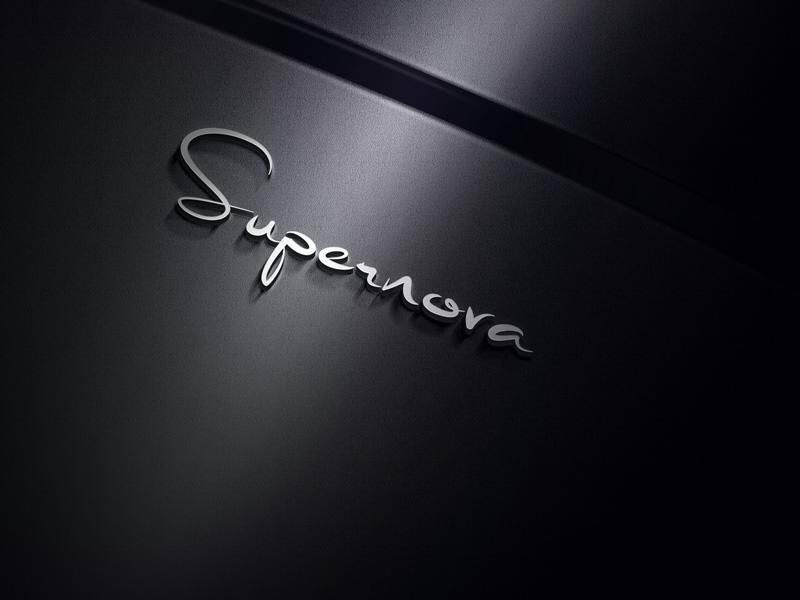 Logo Design by Private User - Entry No. 223 in the Logo Design Contest Creative Logo Design for Supernova.
