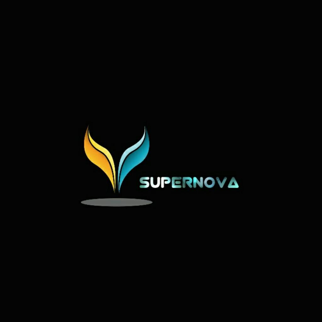 Logo Design by Gilang Satria - Entry No. 224 in the Logo Design Contest Creative Logo Design for Supernova.