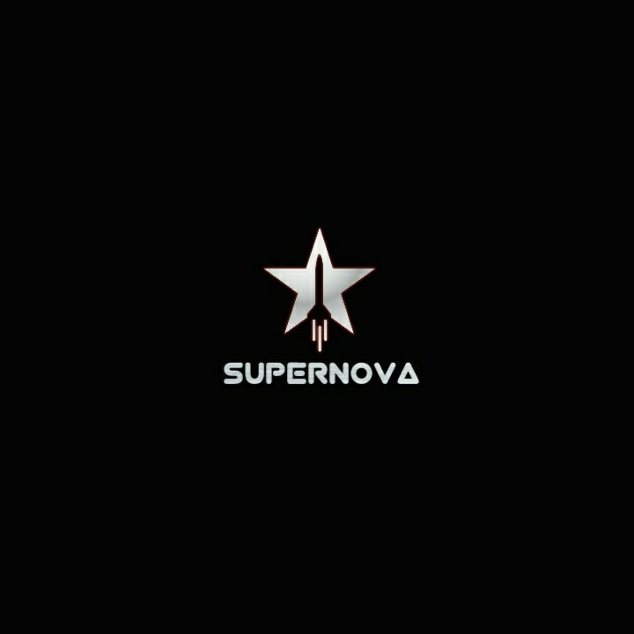 Logo Design by Gilang Satria - Entry No. 226 in the Logo Design Contest Creative Logo Design for Supernova.