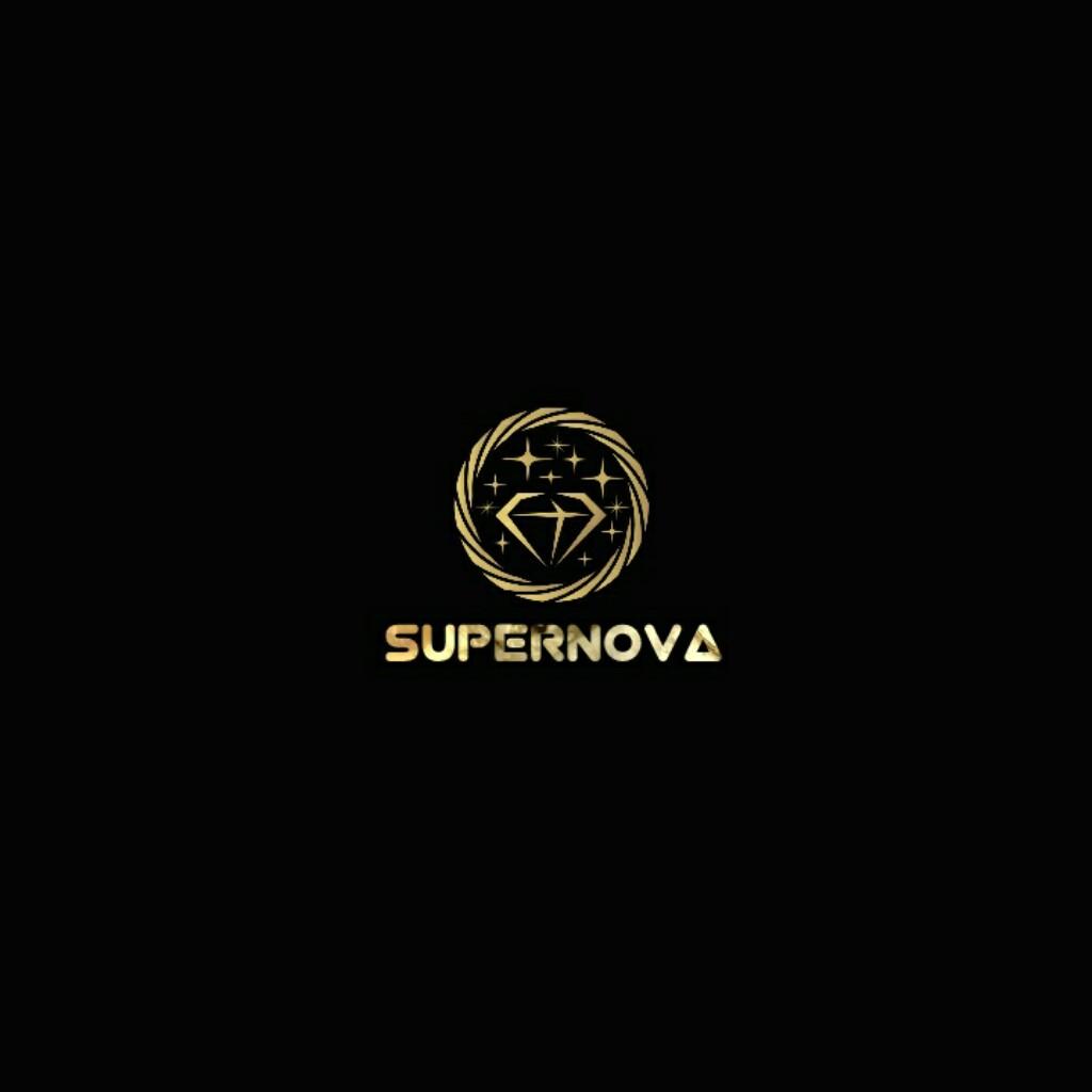 Logo Design by Gilang Satria - Entry No. 227 in the Logo Design Contest Creative Logo Design for Supernova.