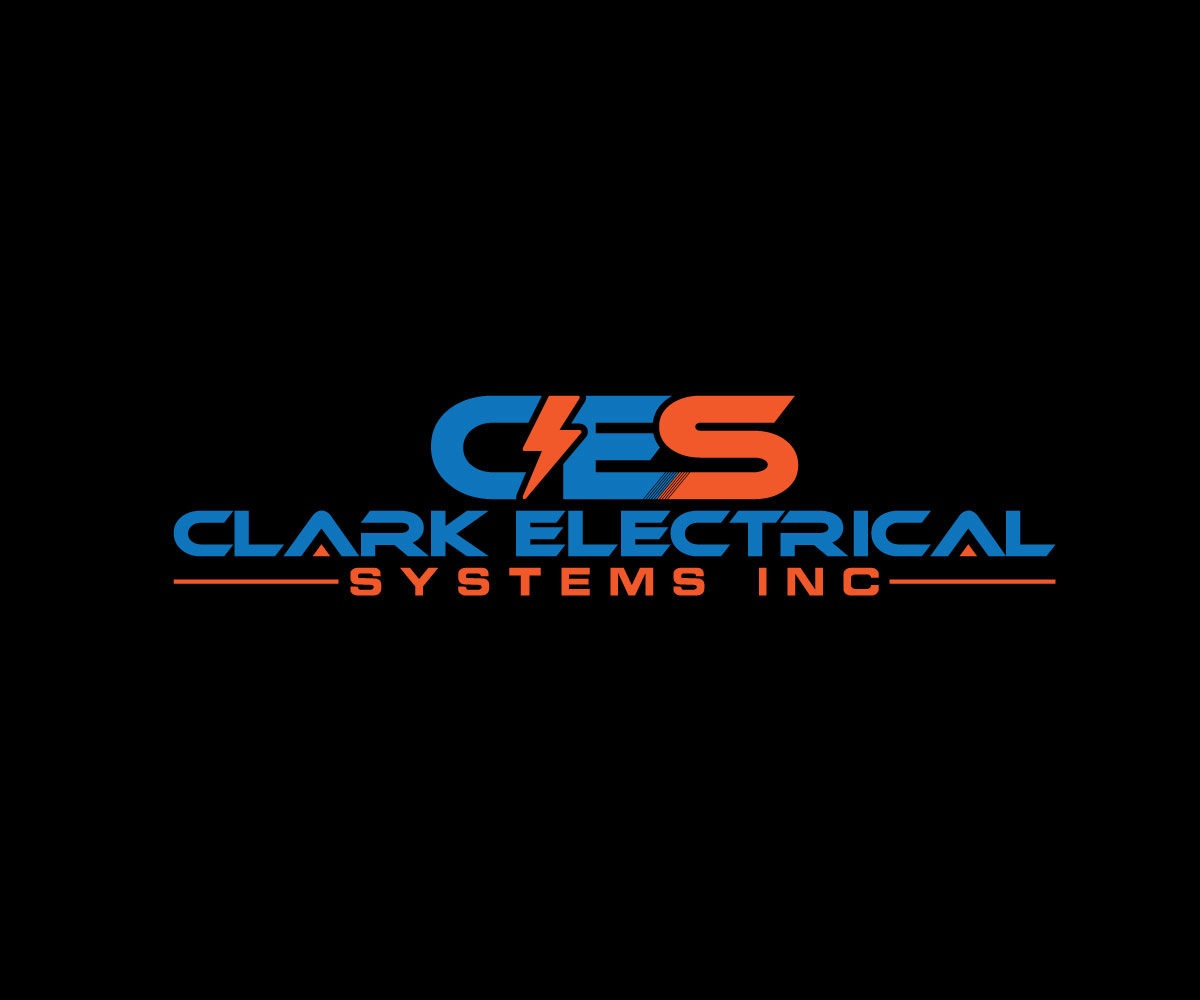 Logo Design by Masum Billah - Entry No. 68 in the Logo Design Contest Artistic Logo Design for Clark Electrical Systems Inc..