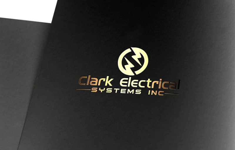 Logo Design by One Touch - Entry No. 72 in the Logo Design Contest Artistic Logo Design for Clark Electrical Systems Inc..