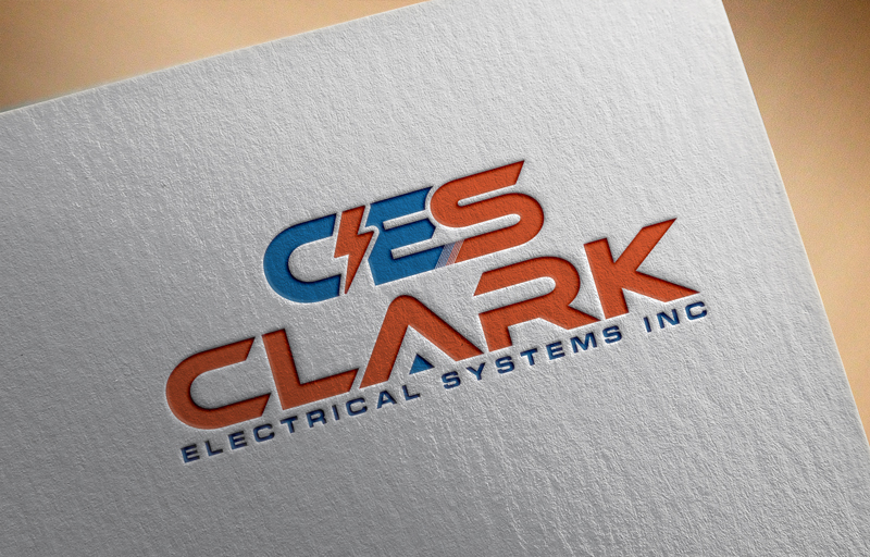 Logo Design by Masum Billah - Entry No. 80 in the Logo Design Contest Artistic Logo Design for Clark Electrical Systems Inc..