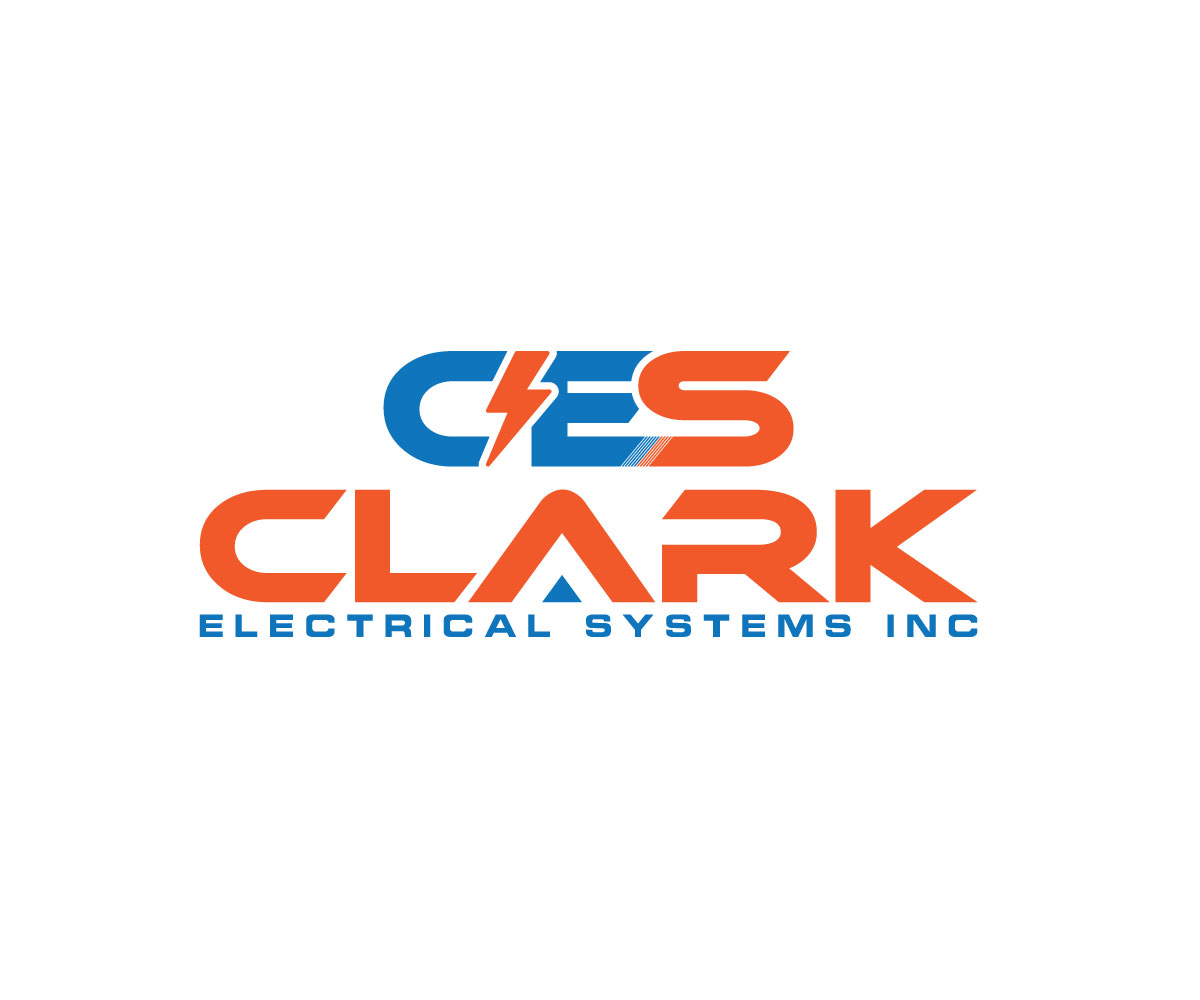 Logo Design by Masum Billah - Entry No. 81 in the Logo Design Contest Artistic Logo Design for Clark Electrical Systems Inc..
