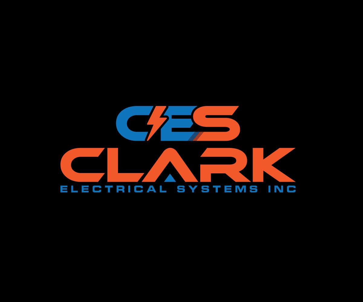Logo Design by Masum Billah - Entry No. 82 in the Logo Design Contest Artistic Logo Design for Clark Electrical Systems Inc..