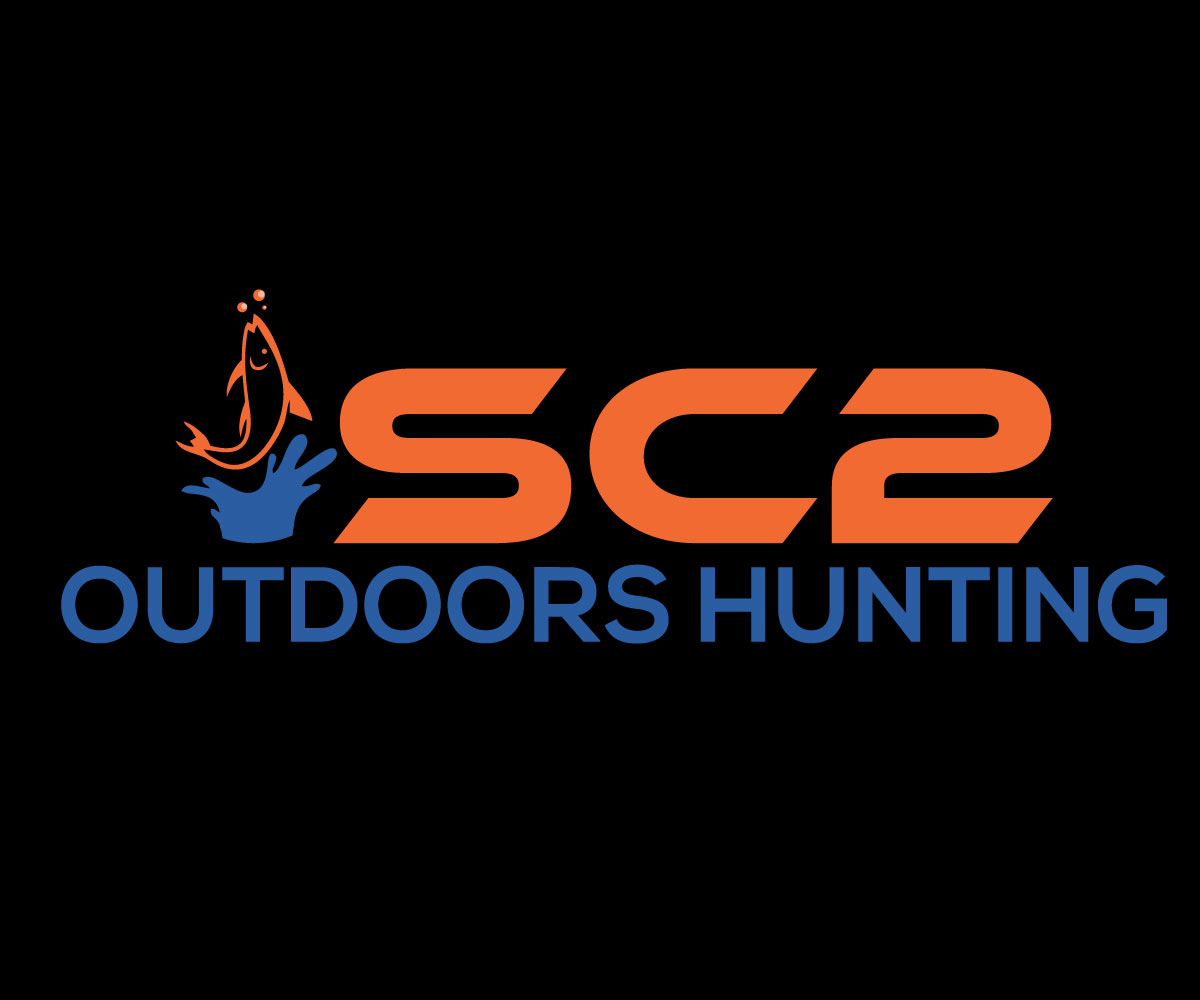 Logo Design by Rased Vai - Entry No. 41 in the Logo Design Contest Imaginative Logo Design for SC2 Outdoors Hunting / Fishing Logo.