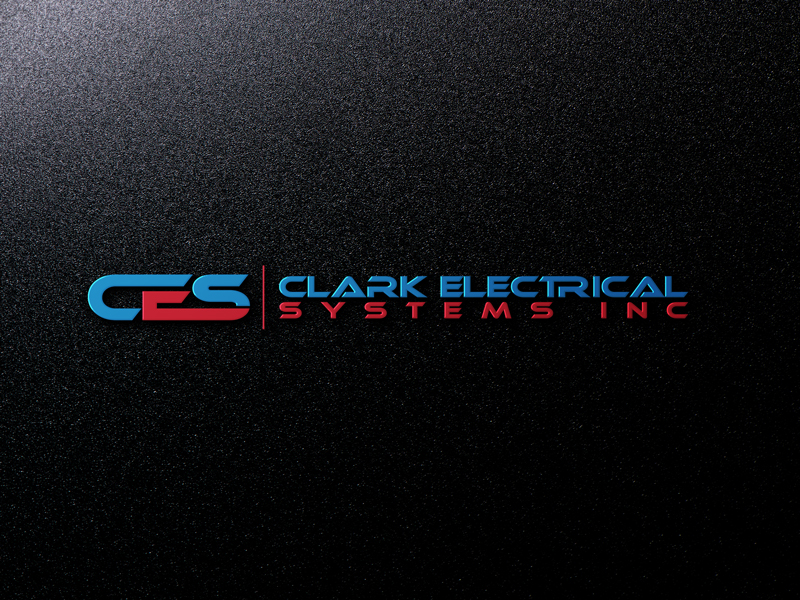Logo Design by Mahedi Hasan - Entry No. 86 in the Logo Design Contest Artistic Logo Design for Clark Electrical Systems Inc..
