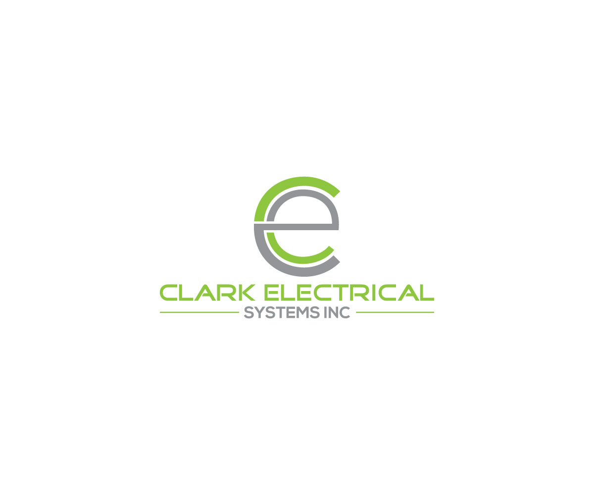 Logo Design by Private User - Entry No. 111 in the Logo Design Contest Artistic Logo Design for Clark Electrical Systems Inc..
