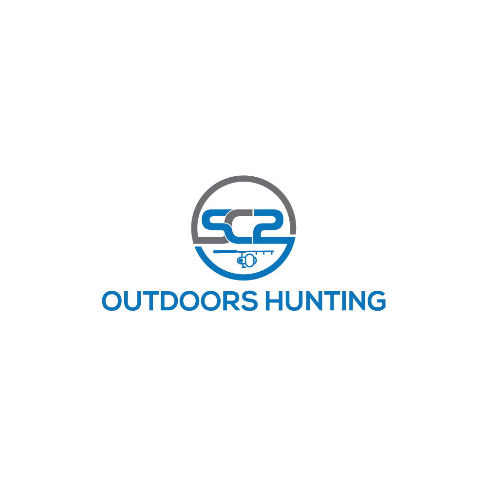 Logo Design by Magic Tools - Entry No. 53 in the Logo Design Contest Imaginative Logo Design for SC2 Outdoors Hunting / Fishing Logo.