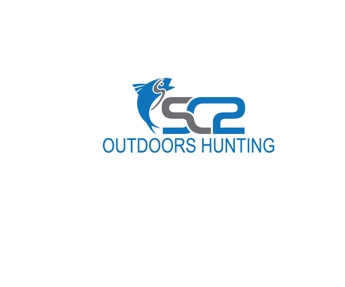 Logo Design by Taher Patwary - Entry No. 55 in the Logo Design Contest Imaginative Logo Design for SC2 Outdoors Hunting / Fishing Logo.