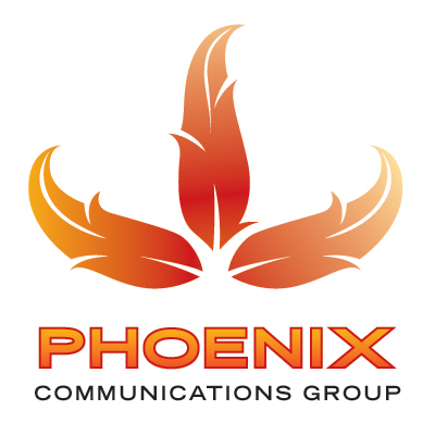 Logo Design by 2ksart - Entry No. 27 in the Logo Design Contest Phoenix Communications Group.