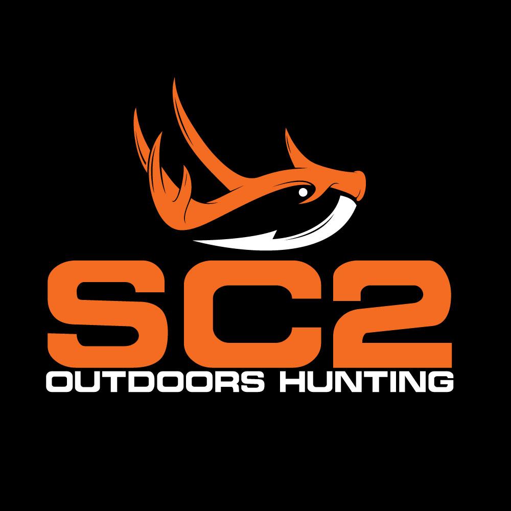 Logo Design by Abu Backar - Entry No. 63 in the Logo Design Contest Imaginative Logo Design for SC2 Outdoors Hunting / Fishing Logo.