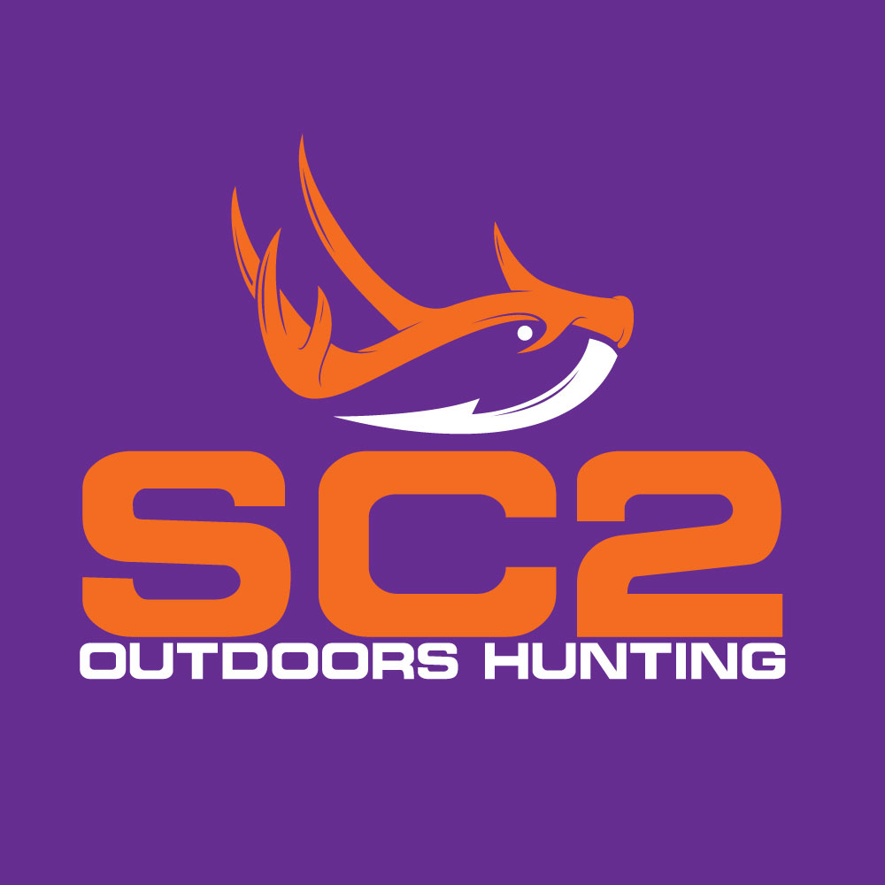 Logo Design by Abu Backar - Entry No. 66 in the Logo Design Contest Imaginative Logo Design for SC2 Outdoors Hunting / Fishing Logo.
