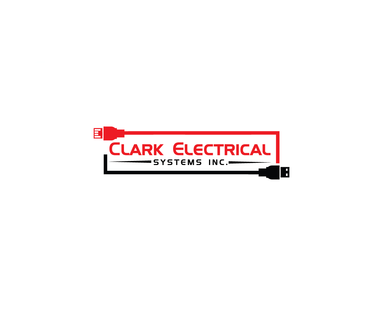 Logo Design by Shathi Islam - Entry No. 116 in the Logo Design Contest Artistic Logo Design for Clark Electrical Systems Inc..
