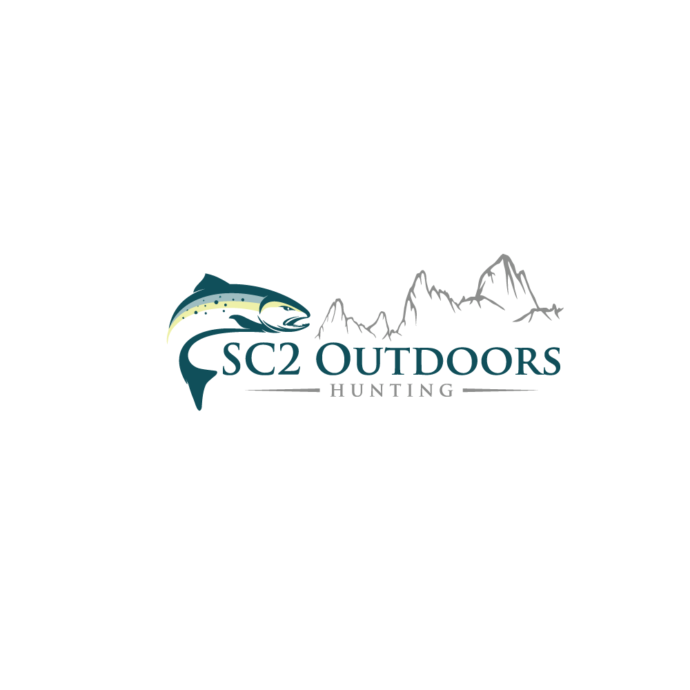 Logo Design by Md Nizam Uddin - Entry No. 69 in the Logo Design Contest Imaginative Logo Design for SC2 Outdoors Hunting / Fishing Logo.
