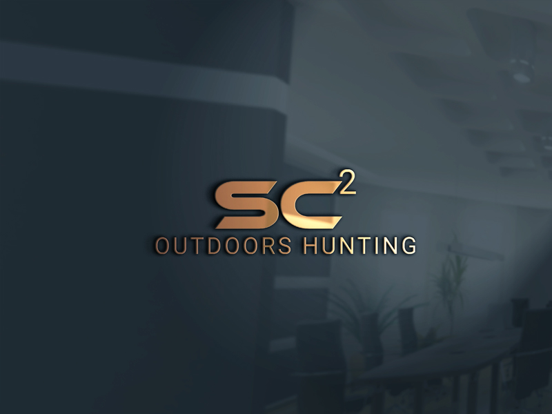 Logo Design by MAlamgir Hossain - Entry No. 70 in the Logo Design Contest Imaginative Logo Design for SC2 Outdoors Hunting / Fishing Logo.
