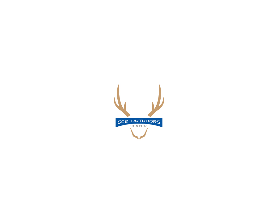 Logo Design by Neon Mirza shakib - Entry No. 71 in the Logo Design Contest Imaginative Logo Design for SC2 Outdoors Hunting / Fishing Logo.
