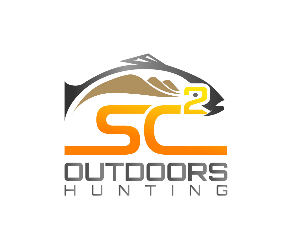 Logo Design by One Touch - Entry No. 79 in the Logo Design Contest Imaginative Logo Design for SC2 Outdoors Hunting / Fishing Logo.