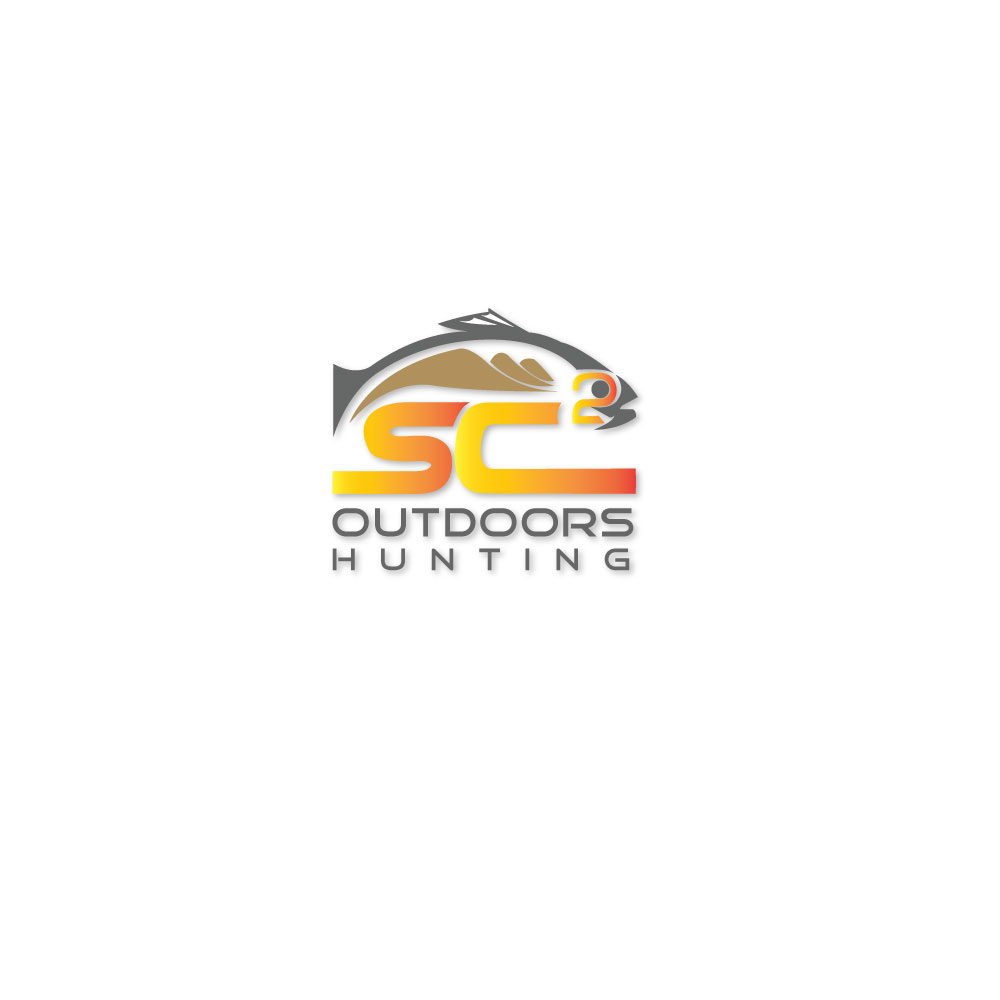 Logo Design by Lutful Ferdous - Entry No. 82 in the Logo Design Contest Imaginative Logo Design for SC2 Outdoors Hunting / Fishing Logo.