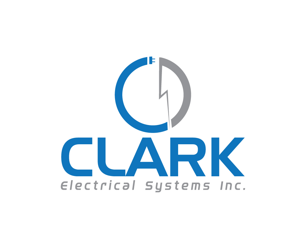 Logo Design by Siful Islamsi - Entry No. 141 in the Logo Design Contest Artistic Logo Design for Clark Electrical Systems Inc..