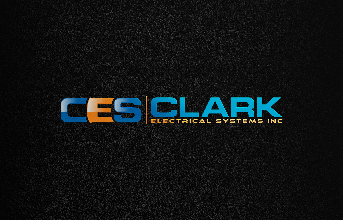 Logo Design by Saiful Islam - Entry No. 161 in the Logo Design Contest Artistic Logo Design for Clark Electrical Systems Inc..