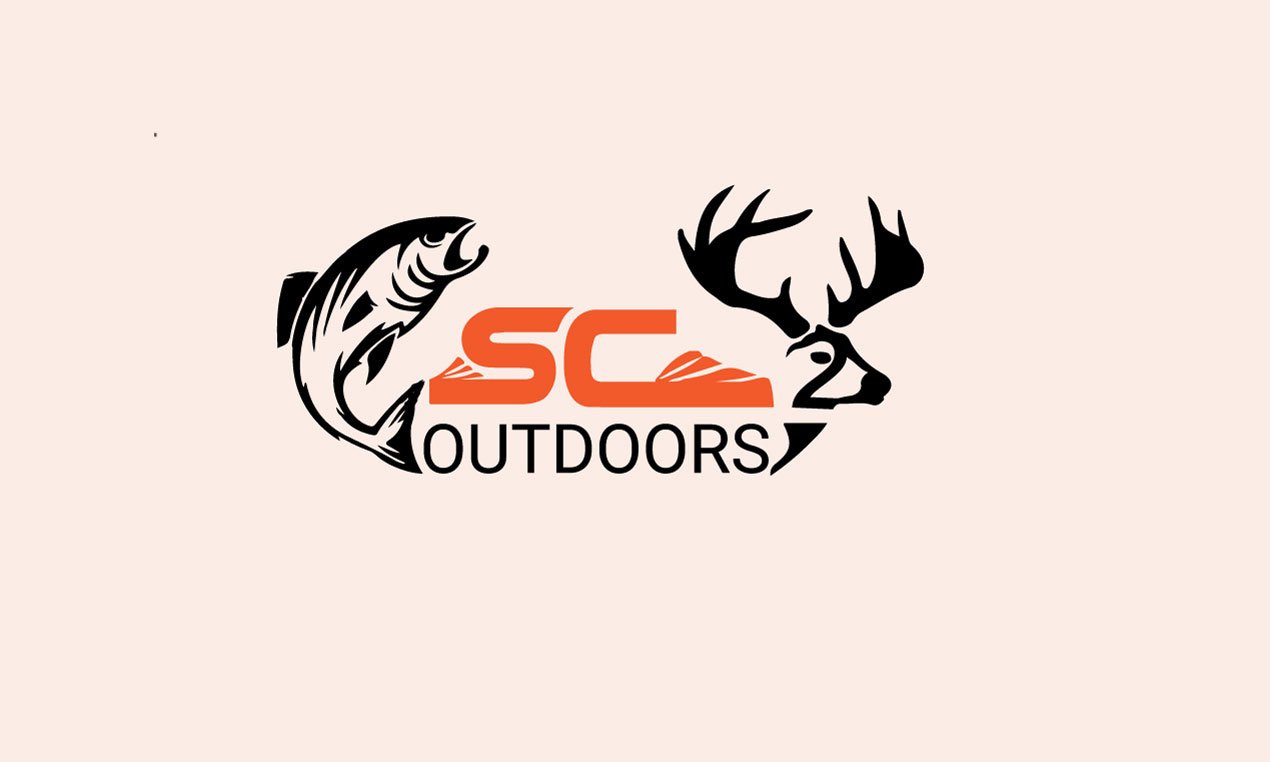 Logo Design by MD ZAHIR RAIHAN - Entry No. 107 in the Logo Design Contest Imaginative Logo Design for SC2 Outdoors Hunting / Fishing Logo.