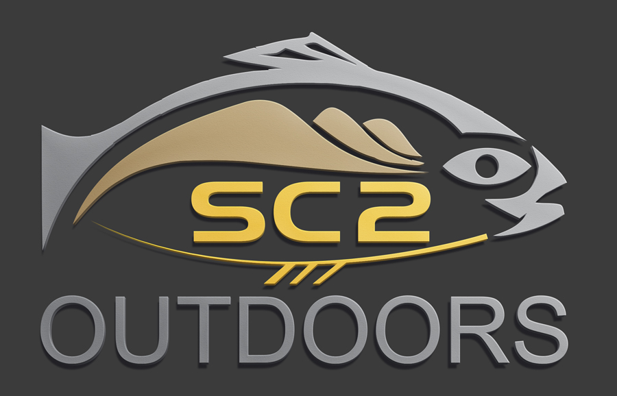Logo Design by Siful Islamsi - Entry No. 118 in the Logo Design Contest Imaginative Logo Design for SC2 Outdoors Hunting / Fishing Logo.