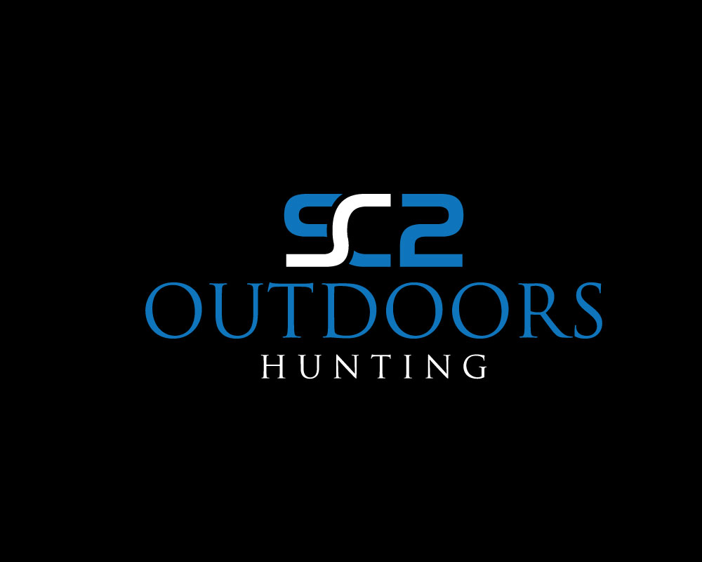 Logo Design by Desing Paglla - Entry No. 126 in the Logo Design Contest Imaginative Logo Design for SC2 Outdoors Hunting / Fishing Logo.