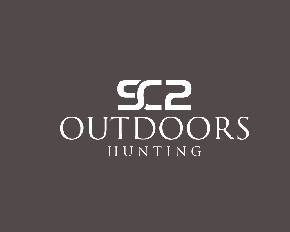 Logo Design by Desing Paglla - Entry No. 127 in the Logo Design Contest Imaginative Logo Design for SC2 Outdoors Hunting / Fishing Logo.