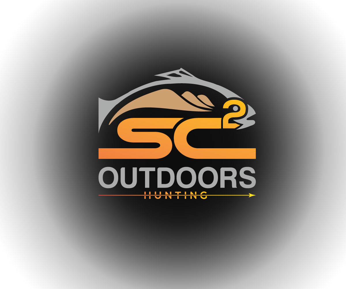 Logo Design by Tuhin Mazumder - Entry No. 147 in the Logo Design Contest Imaginative Logo Design for SC2 Outdoors Hunting / Fishing Logo.