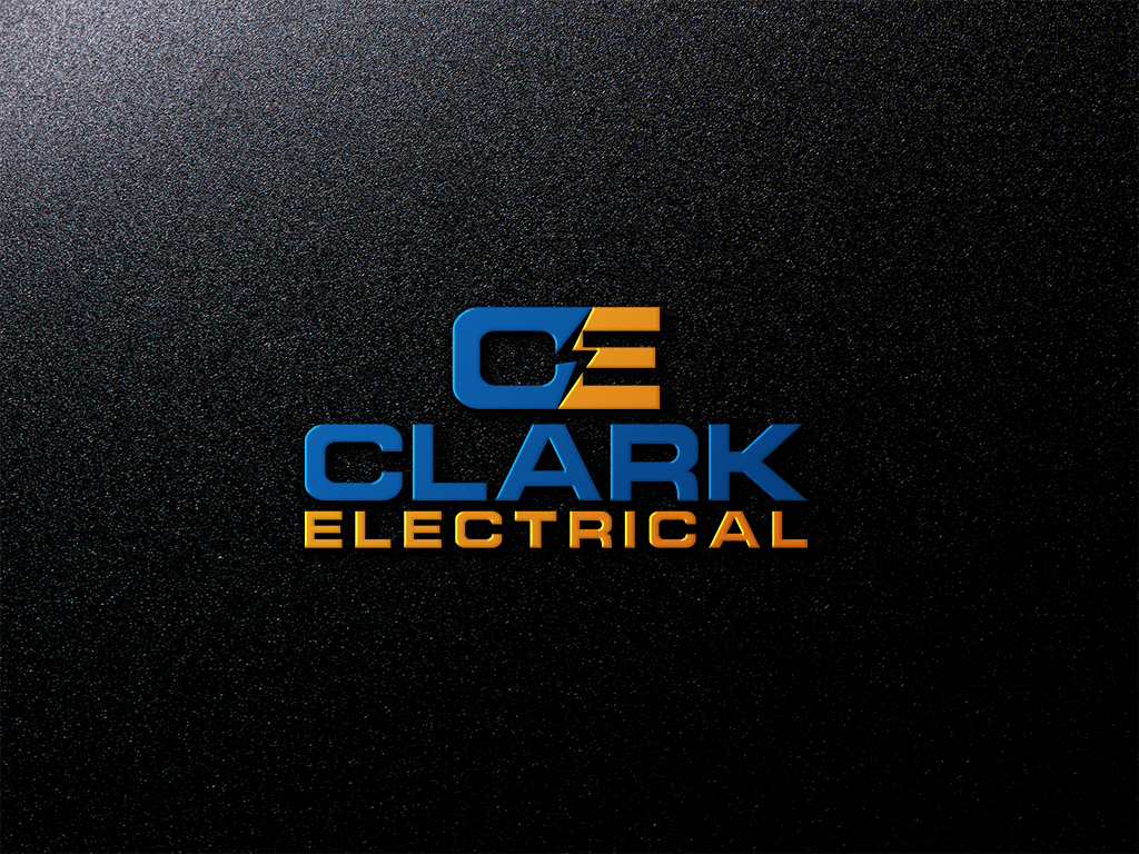 Logo Design by Omar Faruque - Entry No. 192 in the Logo Design Contest Artistic Logo Design for Clark Electrical Systems Inc..
