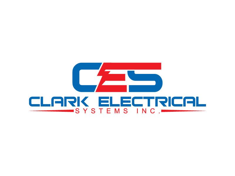 Logo Design by Hire Designer - Entry No. 206 in the Logo Design Contest Artistic Logo Design for Clark Electrical Systems Inc..