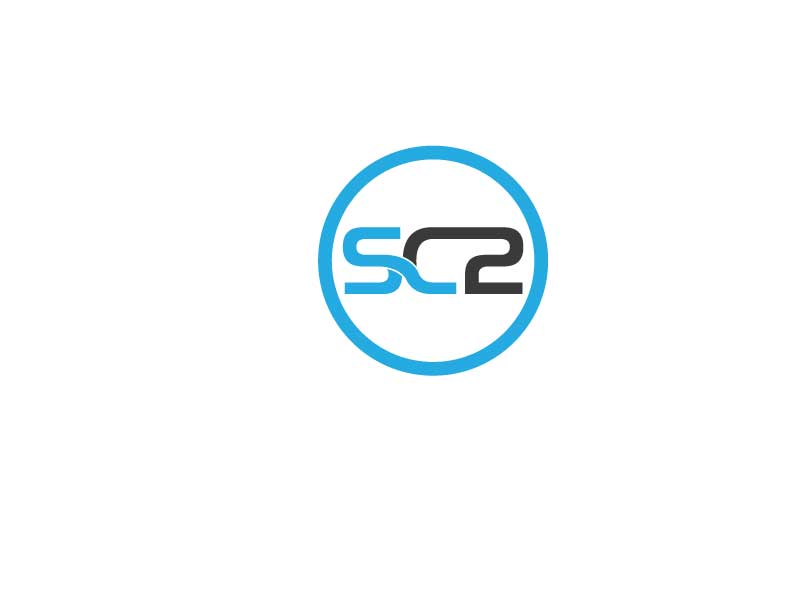 Logo Design by Akram Hossain - Entry No. 174 in the Logo Design Contest Imaginative Logo Design for SC2 Outdoors Hunting / Fishing Logo.