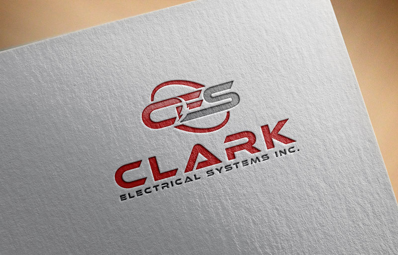 Logo Design by Private User - Entry No. 216 in the Logo Design Contest Artistic Logo Design for Clark Electrical Systems Inc..