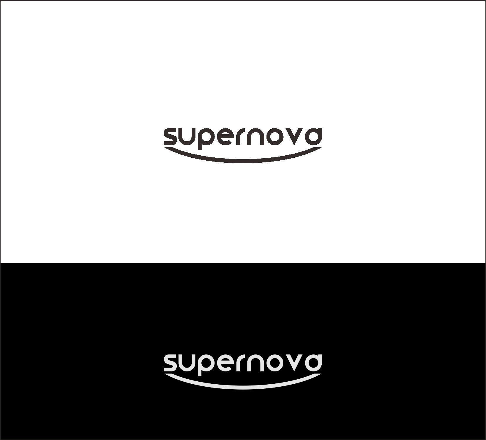 Logo Design by Red Zone - Entry No. 232 in the Logo Design Contest Creative Logo Design for Supernova.