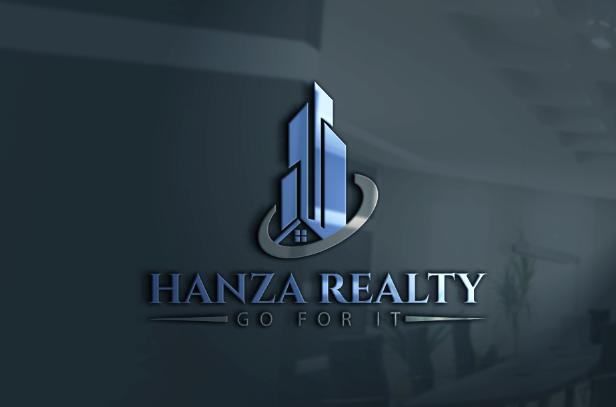 Logo Design by Melton Design - Entry No. 4 in the Logo Design Contest Logo Design for Hanza Realty.