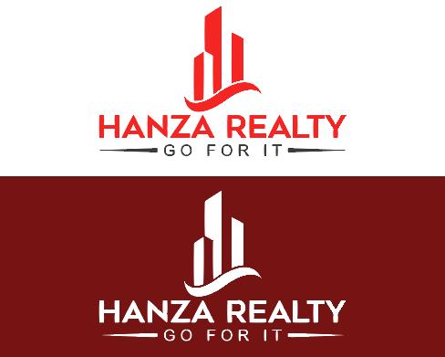 Logo Design by Melton Design - Entry No. 7 in the Logo Design Contest Logo Design for Hanza Realty.